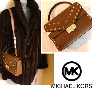 Michael KORS Crossbody Kinsley 3-1 Bag Genuine